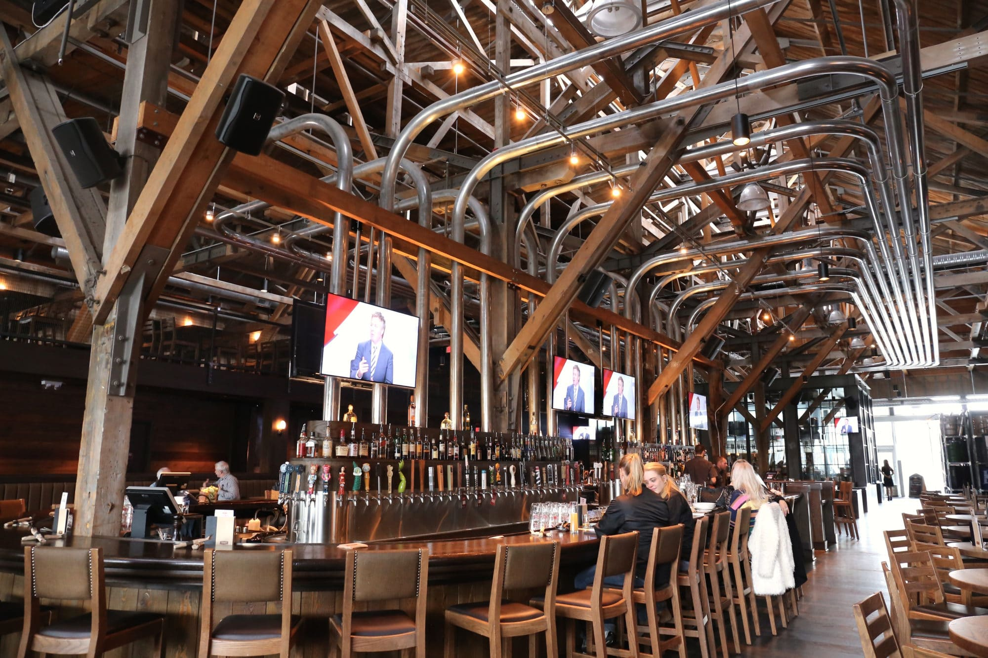 Finish a Vancouver Breweries tour at Craft Beer Market.