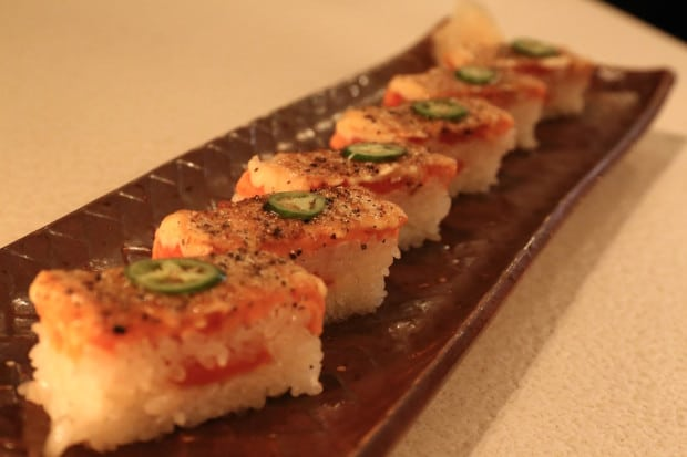 Minami Restaurant in Vancouver's Yaletown