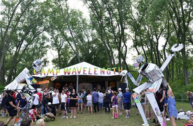 Toronto Islands Come Alive at Camp Wavelength
