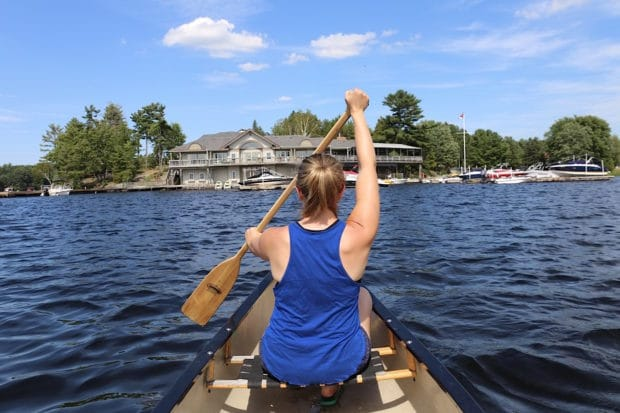 12 Things to Do at Taboo Resort in Muskoka