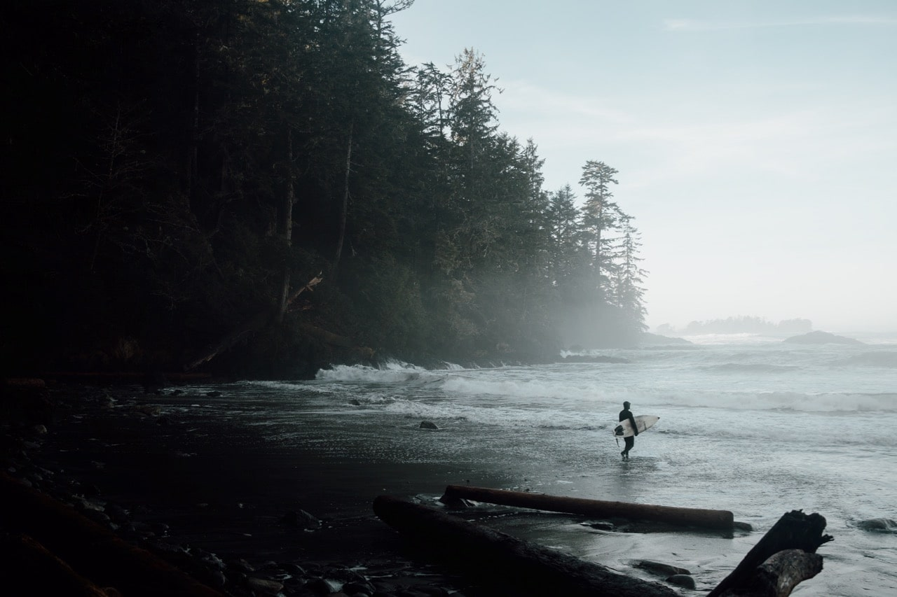Canadian Road Trip Must-Do: Surfing in Tofino