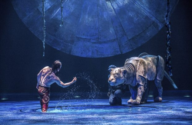 Cirque's Luzia Celebrates Mexican Culture Under the Big Top