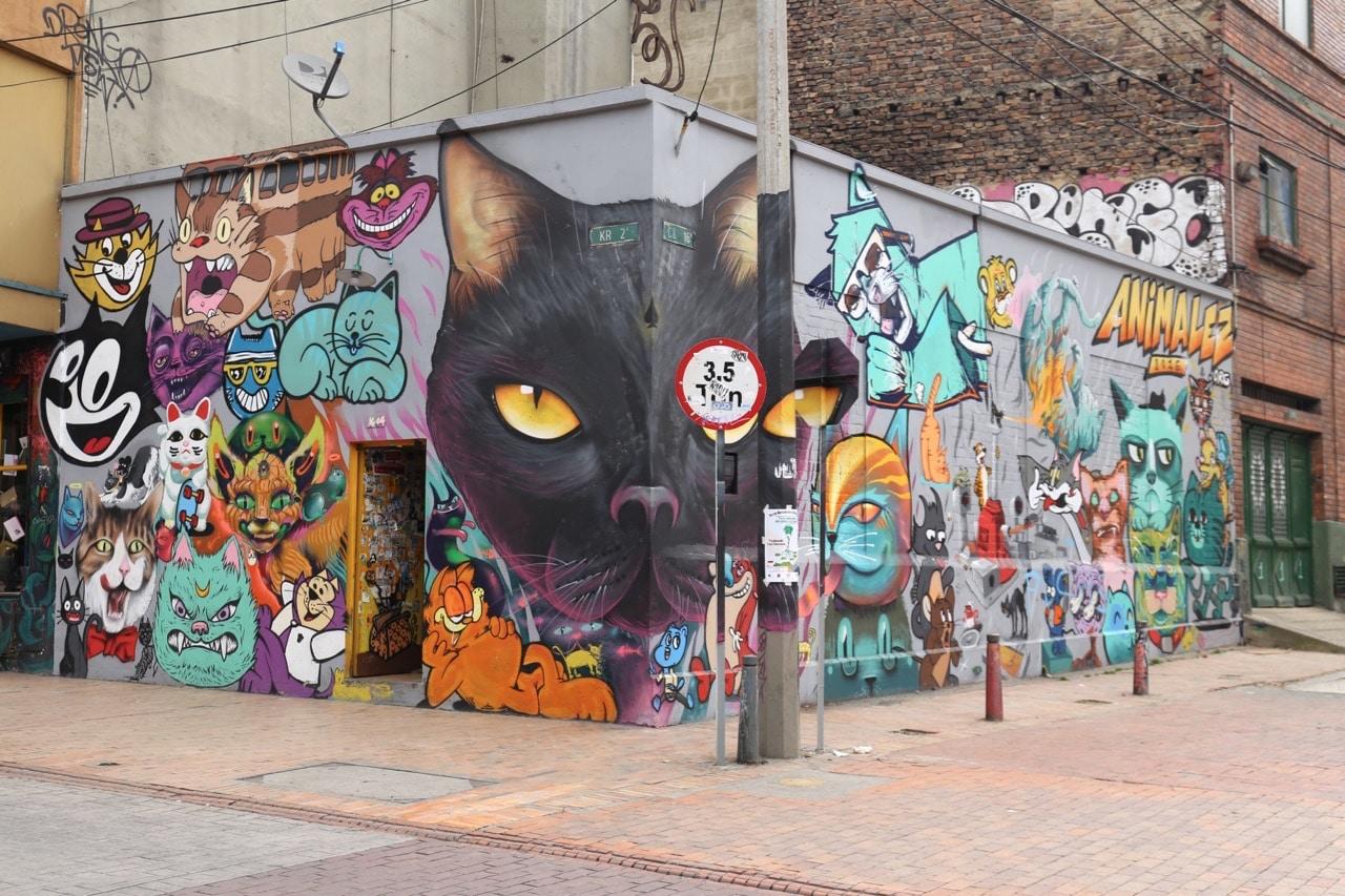 Resultado de imagem para bogota graffiti