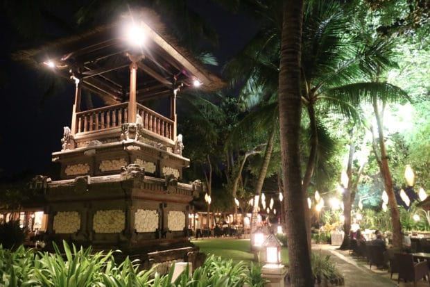 The Laguna Luxury Collection Resort in Bali