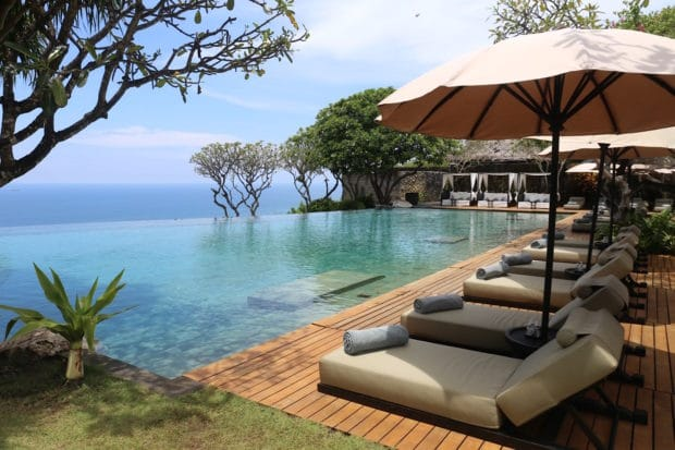 Romance Meets Luxury at Bulgari Resort Bali