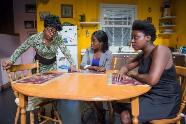 Factory Theatre Unpacks How Black Mothers Say I Love You