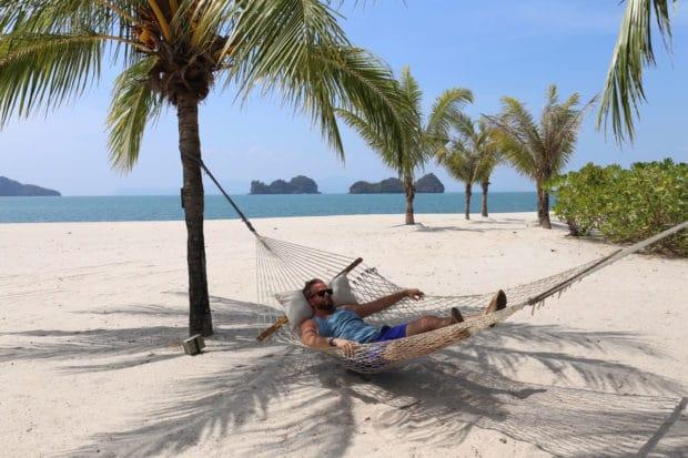 Four Seasons Resort Langkawi in Malaysia