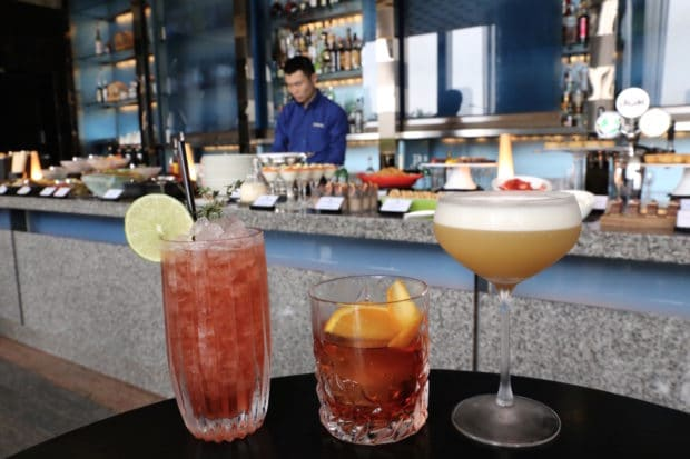 Best Luxury Hotel Cocktail Bars in Hong Kong