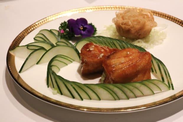 T'ang Court Michelin Restaurant at The Langham Hong Kong