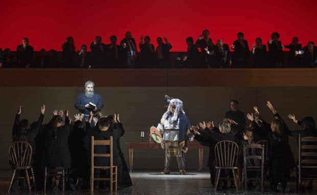 The COC Celebrates Canada's 150th with Epic Tale of Louis Riel
