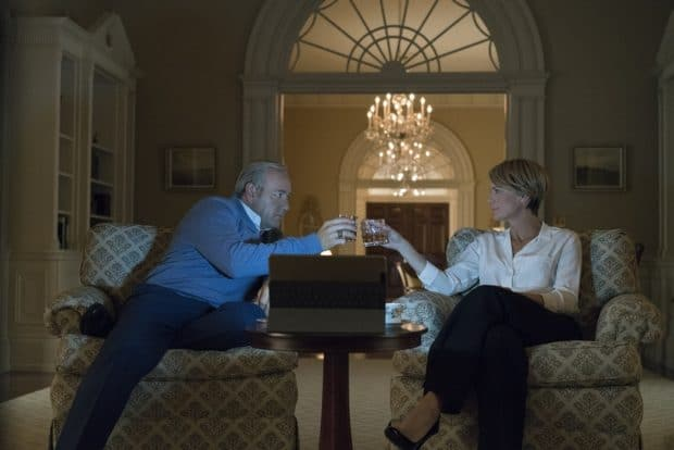 House of Cards Season 5 Delivers the Dark Side of Politics