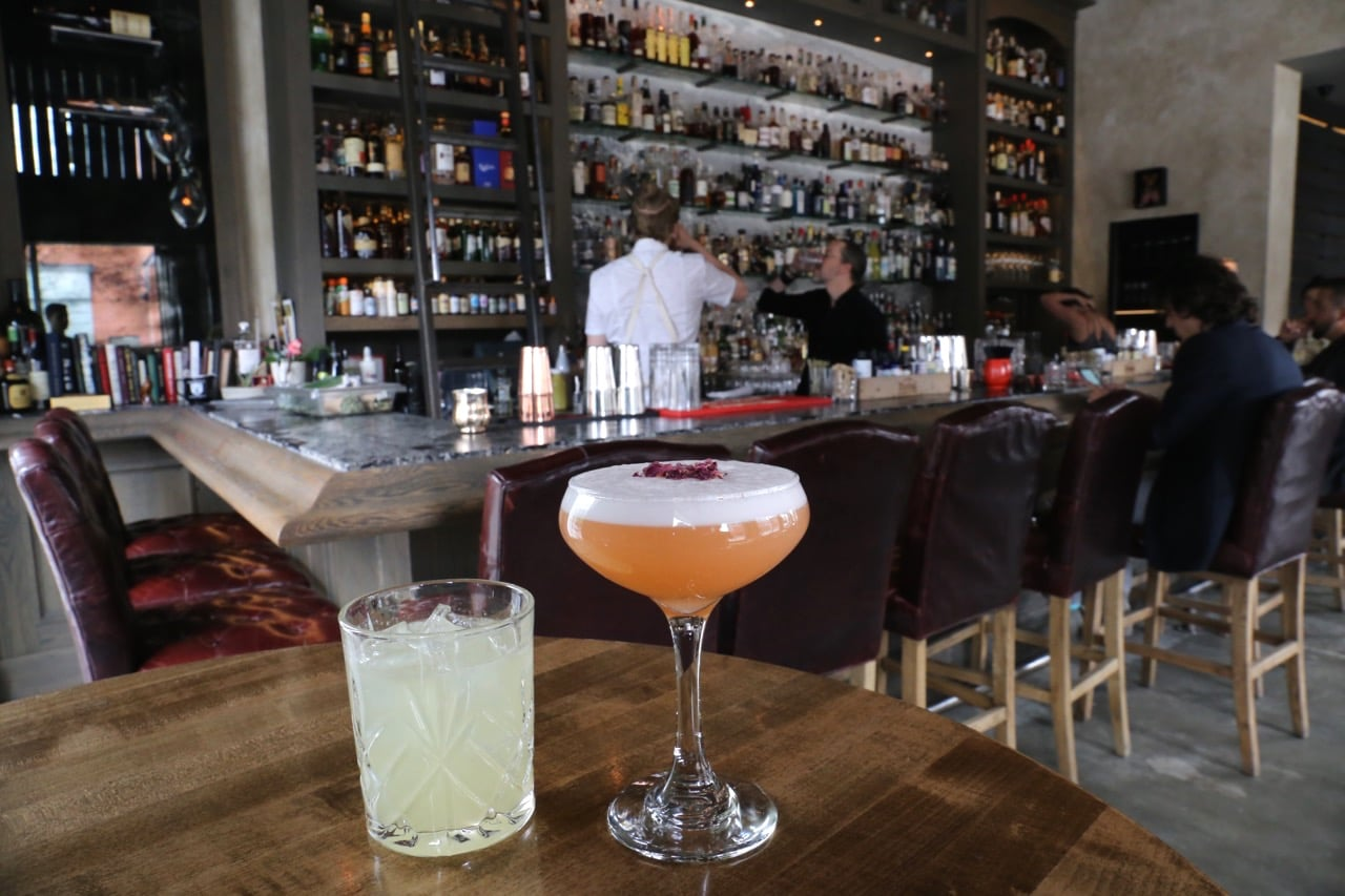 Canadian Road Trip Must-Do: Sip Prohibition-inspired cocktails in Calgary.