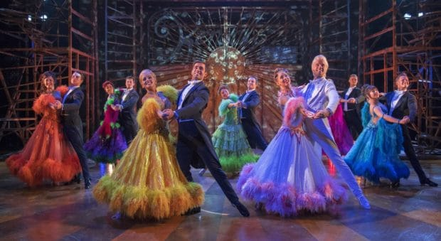 Strictly Ballroom a Standing Ovation for Perfectly Gay Date Night
