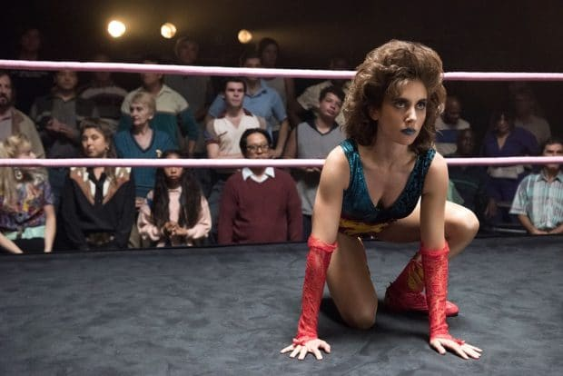 The Gorgeous Ladies Of Wrestling Own The Ring In Netflix's GLOW