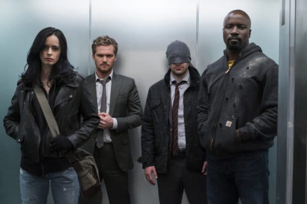 Netflix's Newest Proves Greatest Marvel Superhero Team is The Defenders
