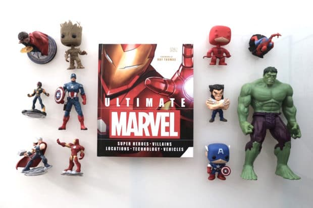 Become The Ultimate Expert On All Things Marvel At Fan Expo
