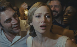 TIFF Jennifer Lawrence mother! Darren Aronofsky