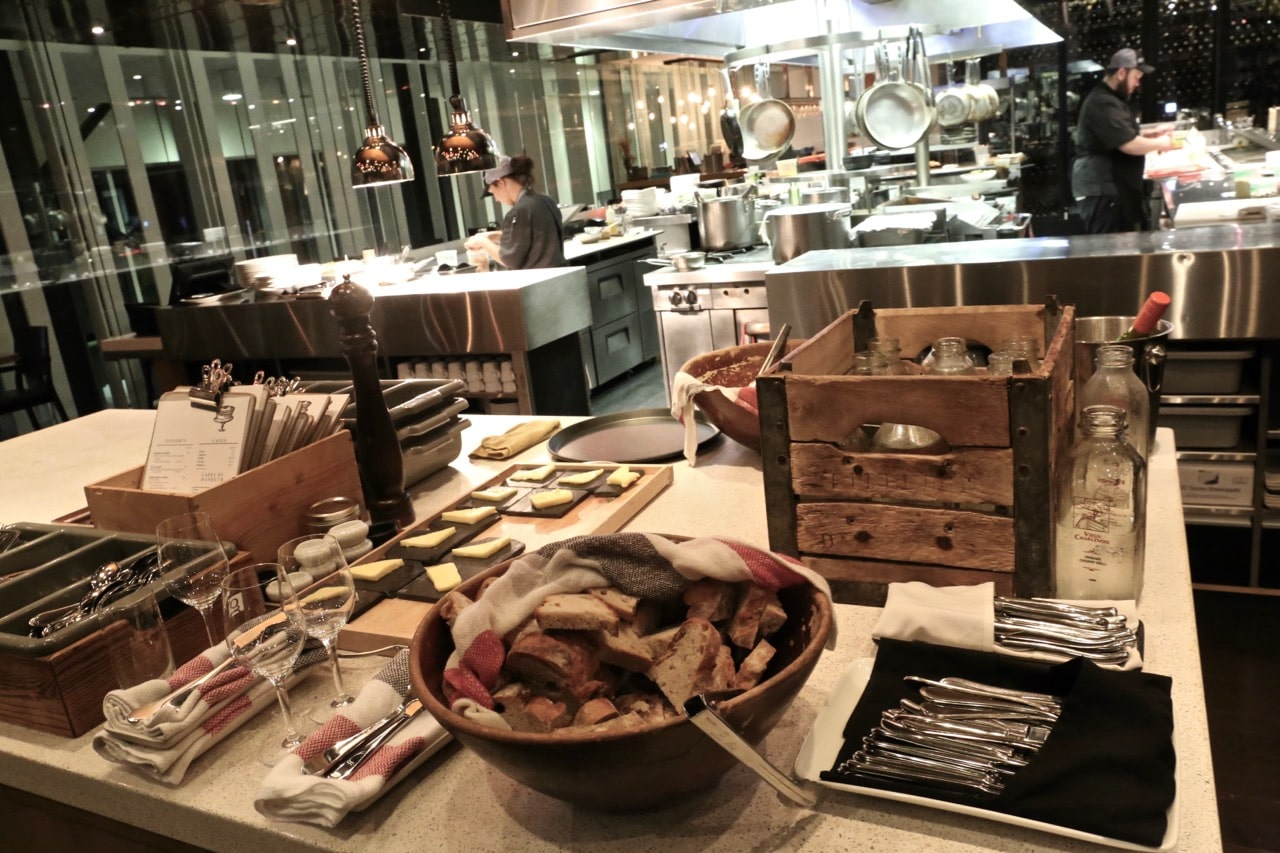 A Fine French Feast At Hotel Le Germain Charlevoixs Les Labours