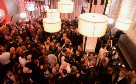 I Tonya 2017 TIFF Party Montecito Restaurant Hugo Boss - 6