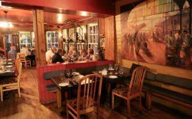 Restaurant Le Mouton Noir Charlevoix Quebec - 1