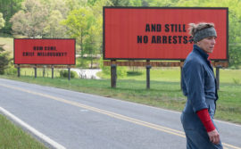 Three Billboards Outside Ebbing Missouri 2017 TIFF
