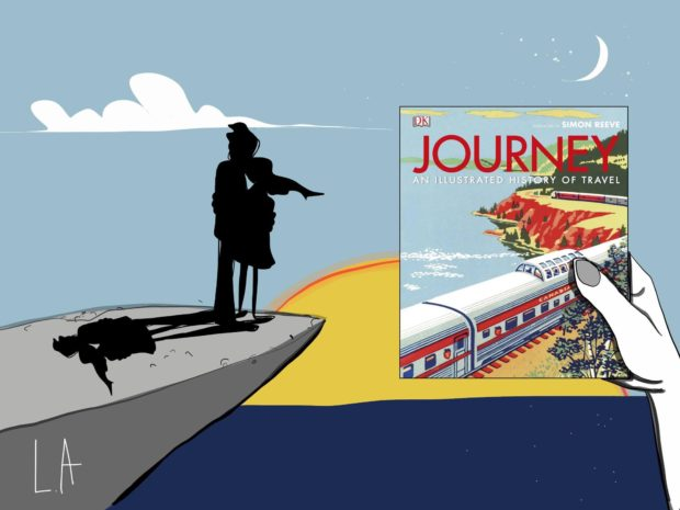 Journey is the Ultimate Gift for the History Buff and Travel Nerd