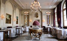 Grand Hotel Les Trois Rois Basel Switzerland - 2