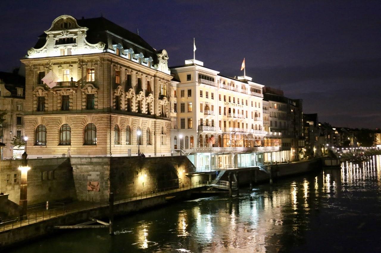 Luxury Living At Grand Hotel Les Trois Rois In Basel Dobbernationloves