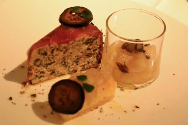 Restaurant Vue at Hotel Bellevue Palace in Bern