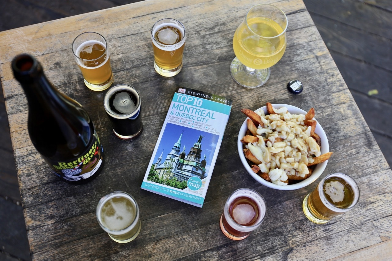 Canadian Road Trip Must-Do: A craft brewery tour of Montreal.