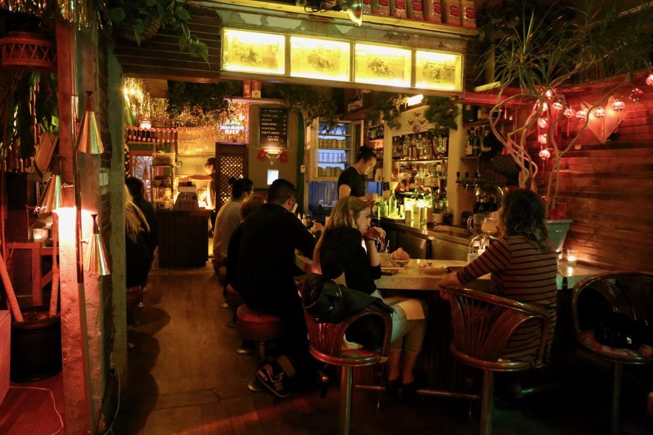 Enjoy Vietnamese Bar Snacks At Toronto S Funky Pinky S Ca