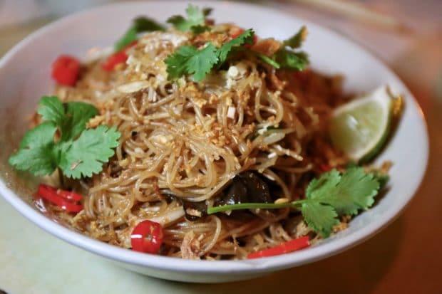 Vietnamese Bar Snacks at Toronto's Pinky's Ca Phe