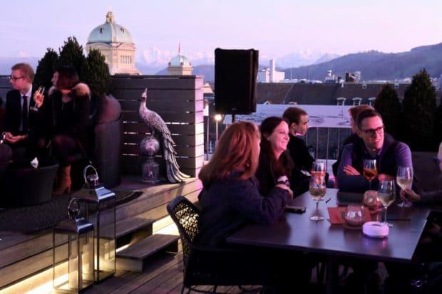 Schweizerhof Luxury Hotel in Bern