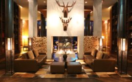 The Chedi Hotel Andermatt Switzerland - 11