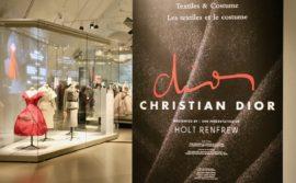 Christian Dior Royal Ontario Museum Toronto - 11