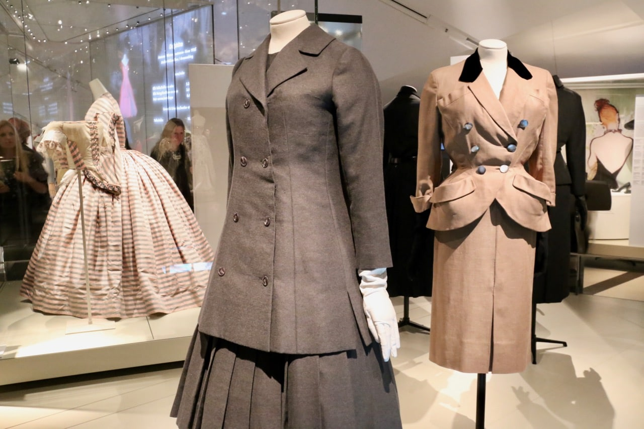 Christian Dior At Toronto S Royal Ontario Museum