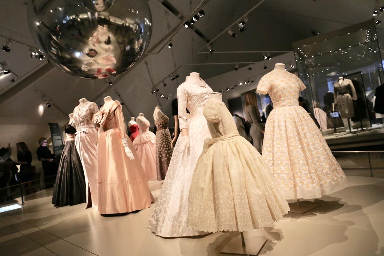 Christian Dior At Toronto S Royal Ontario Museum