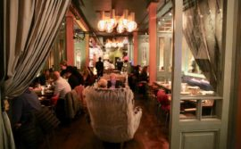 Fring's Restaurant Toronto - 1