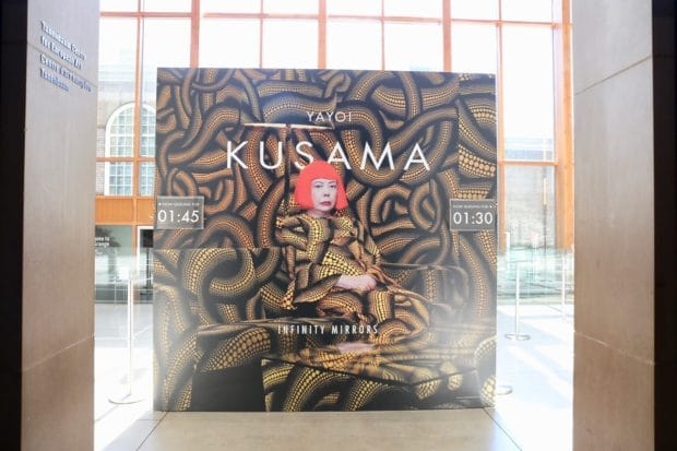 AGO's Magical Yayoi Kusama: Infinity Mirrors