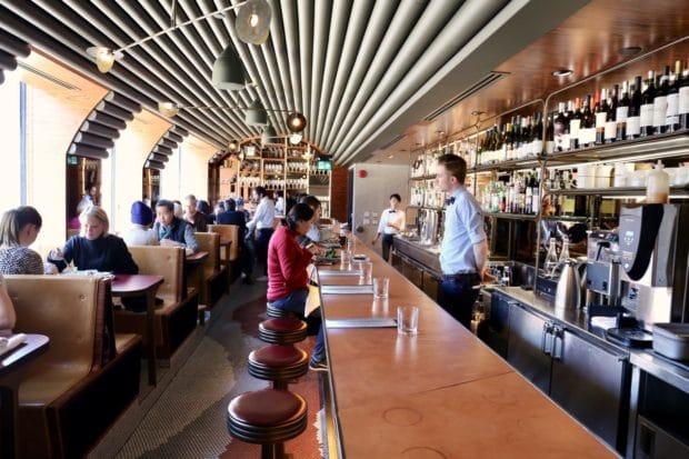 Aloette French Restaurant in Toronto
