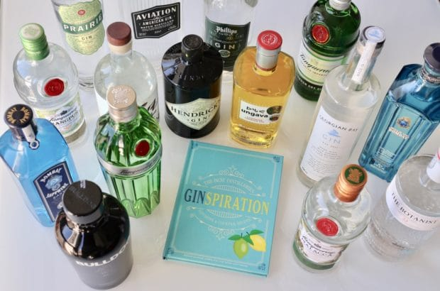 This Spring Serve the Spirit of Ginspiration at Cocktail Hour