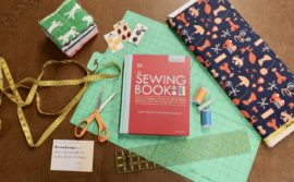 DK The Sewing Book - 1