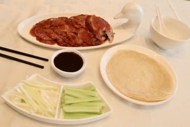 Markham Restaurants: Beijing-style Roast Duck at Dayali.