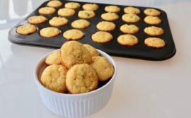 Jalapeno Cheddar Cornbread Muffins - 1