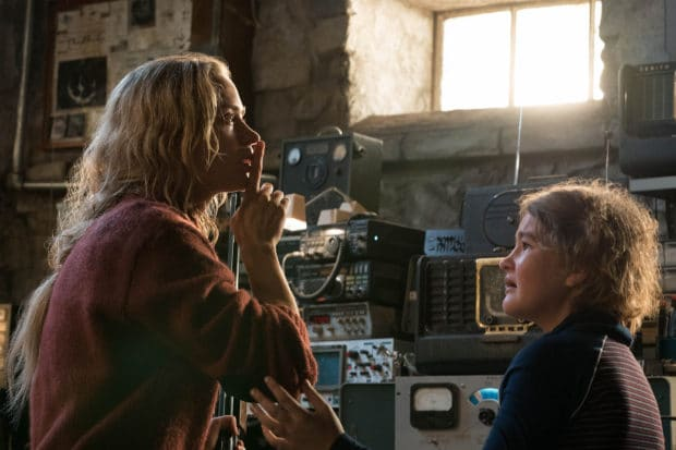 Audiences Find a Hearing Impaired Hero in A Quiet Place