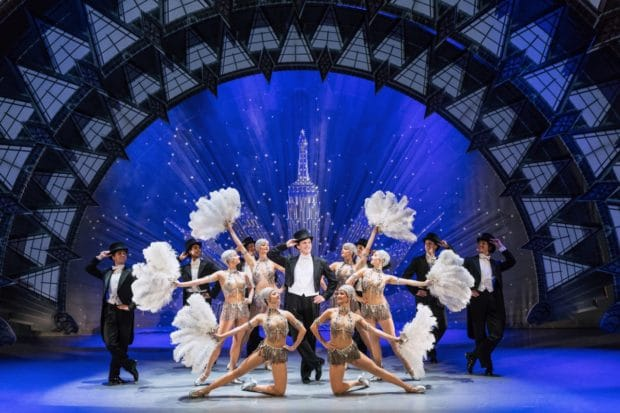 Dance Fans in Toronto Fantasize About Being An American in Paris