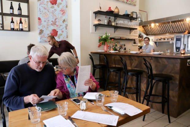 Toronto's Atlas Restaurant Offers a Tasty Trip to Morocco