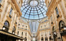 Galleria Vittorio Emanuele II Milan - 1