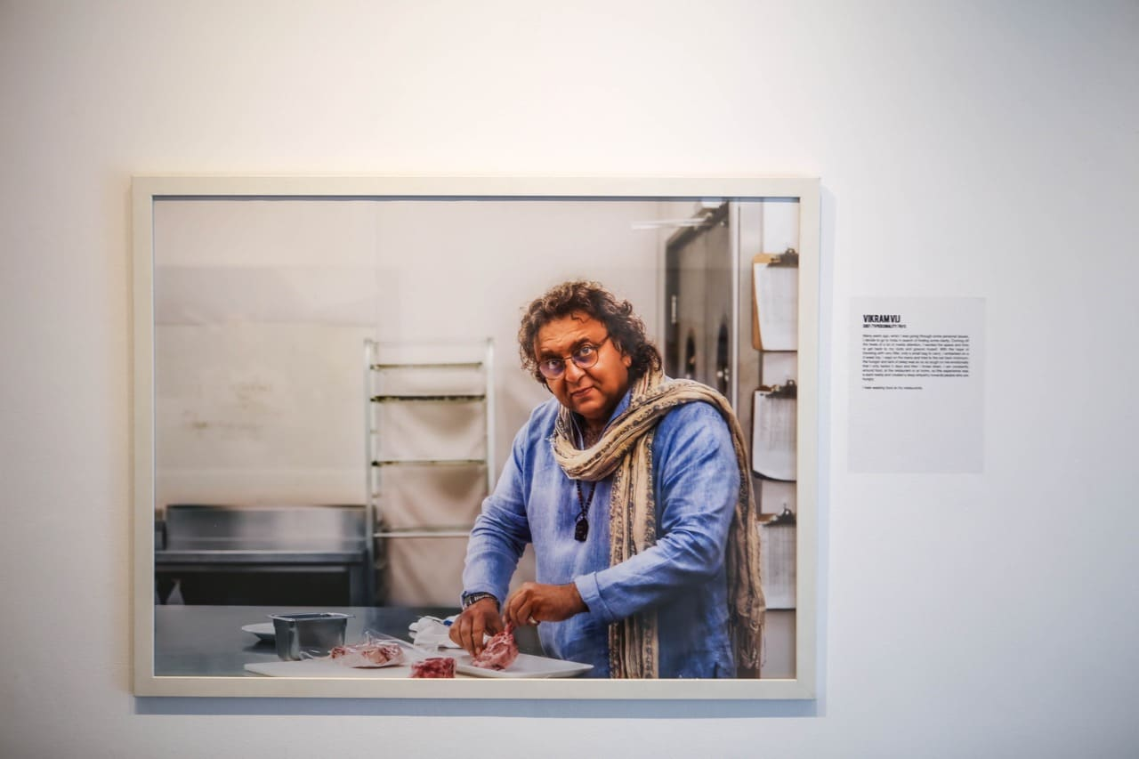 Kyla Zanadri Shares Hunger: A Portrait Series at Toronto's