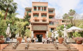 La Mamounia Luxury Hotel Marrakech - 11